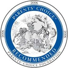 Parent's Choice Recommended Award 2006
